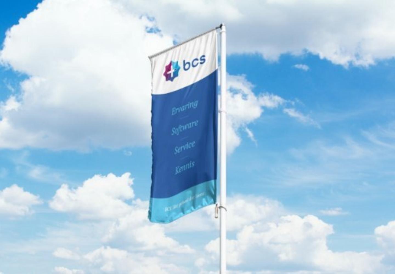 BCS HRM & Salarisadministratie vlag uithangen
