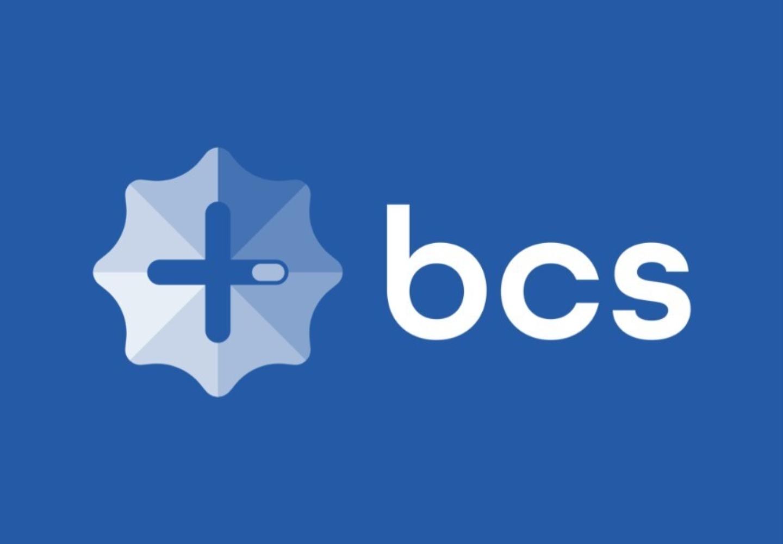 BCS zwart wit logo Instagram