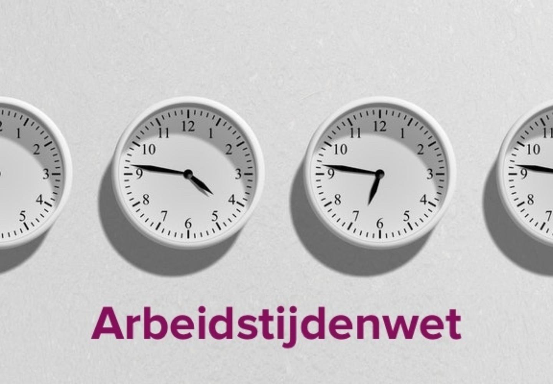Arbeidstijdenwet nederland urenregistratie verplicht