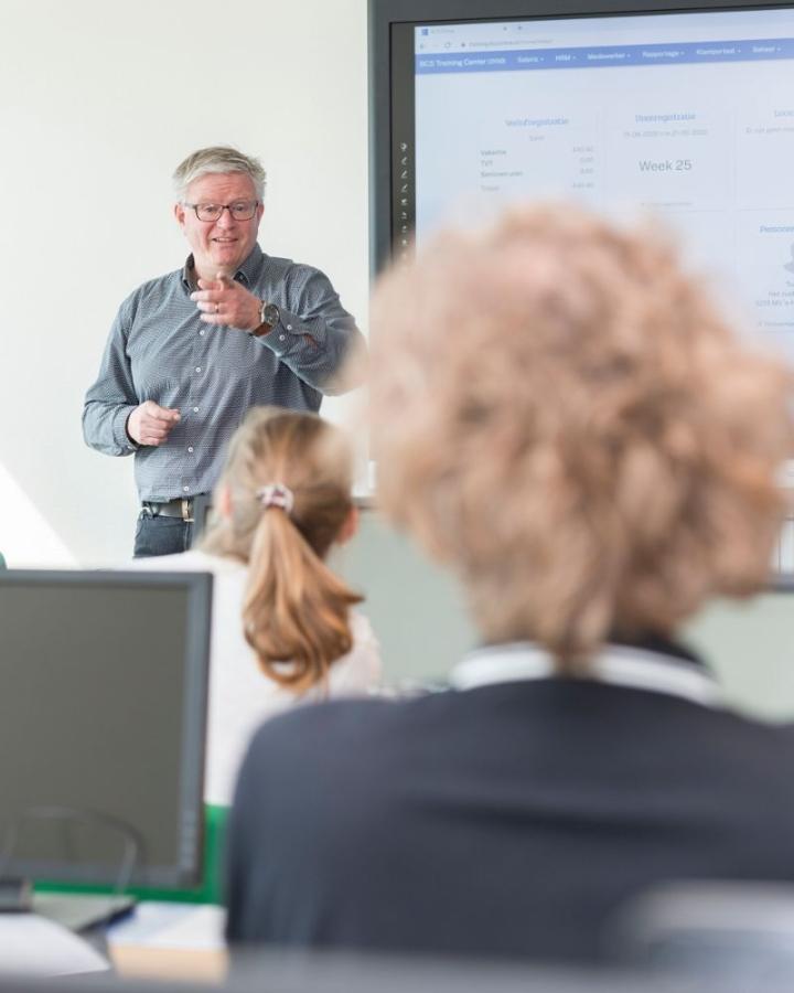 Training en Workshops BCS HRM & Salarisadministratie