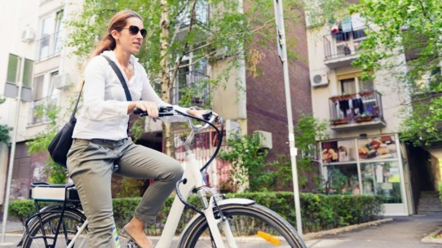 kosten fiets van de zaak